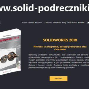 Książka SOLIDWORKS 2018 oficjalnie w sprzedaży!