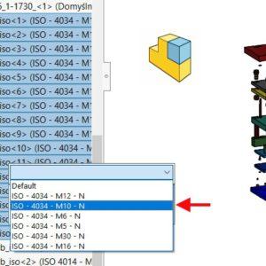 Jak zmienić konfigurację kilku komponentów jednocześnie