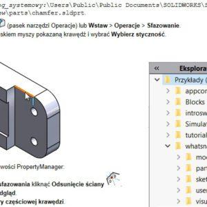 Nowa wersja programu – przykłady niewidoczne