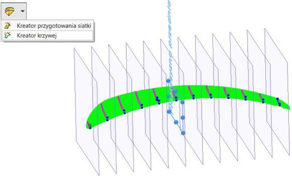 ScanTo3D – tworzenie kształtu za pomocą krzywych