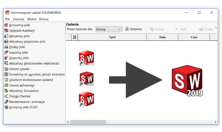 Czy wiesz, że aktualizacja plików do bieżącej wersji poprawia wydajność