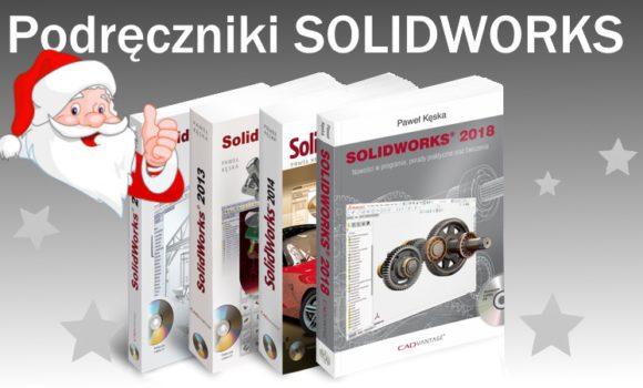 Podręczniki SOLIDWORKS z gwarancją dostawy przed świętami