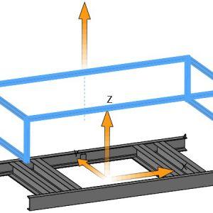 Automatycznie rozmieść obiekty bryłowe po przeciągnięciu