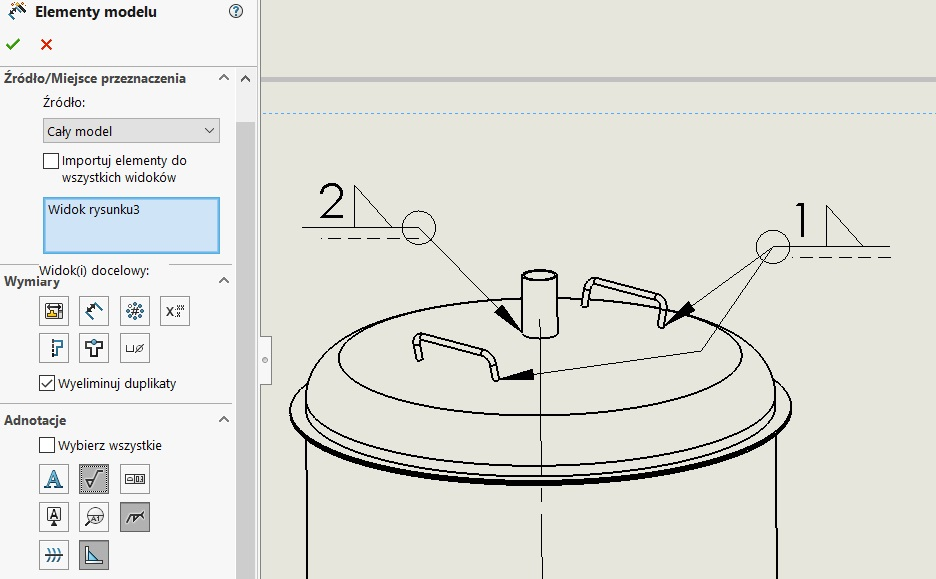 Symbols Joints In The Model Or Drawing Solidworks Blog
