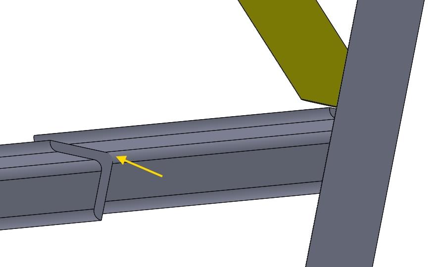Parametry częściowej krawędzi