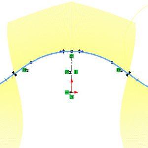 Rysowanie symetrycznego splajnu wcale nie jest trudne!