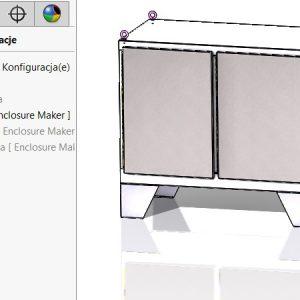 Promuj w opcjach listy materiałów w konfiguracjach złożenia
