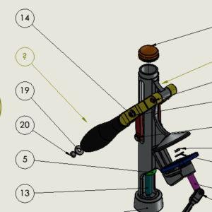 Dołącz ponownie pozwala powiązać nieaktualny odnośnik z komponentem