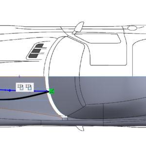 Automatyczny kształt vs. Automatyczne elementy szkicu