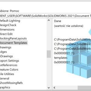 Jak ustawić szablony dokumentów bez włączania programu?