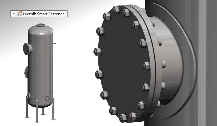 Łączniki Smart Fastener – automat do skręcania konstrukcji